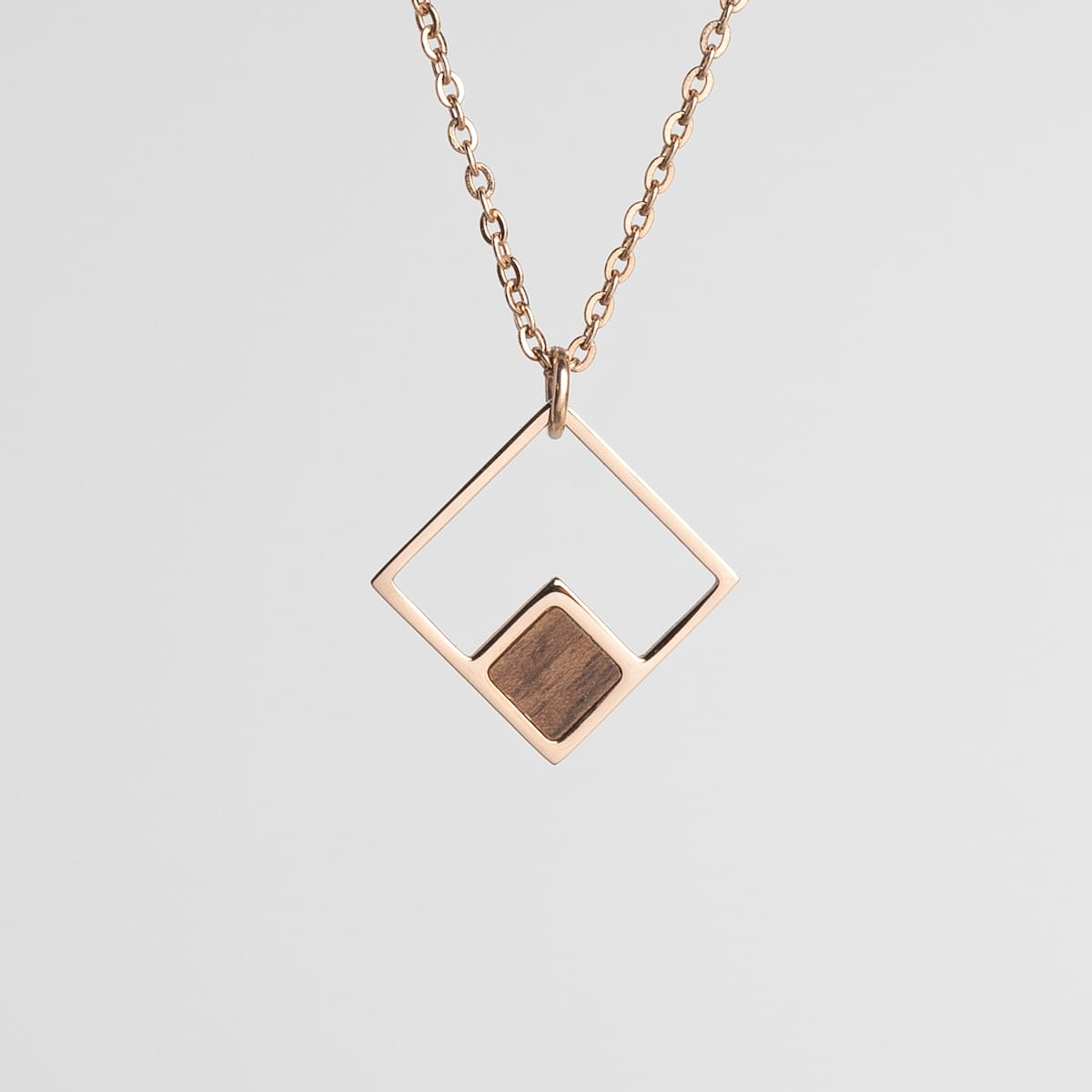 Geometric Necklace $65