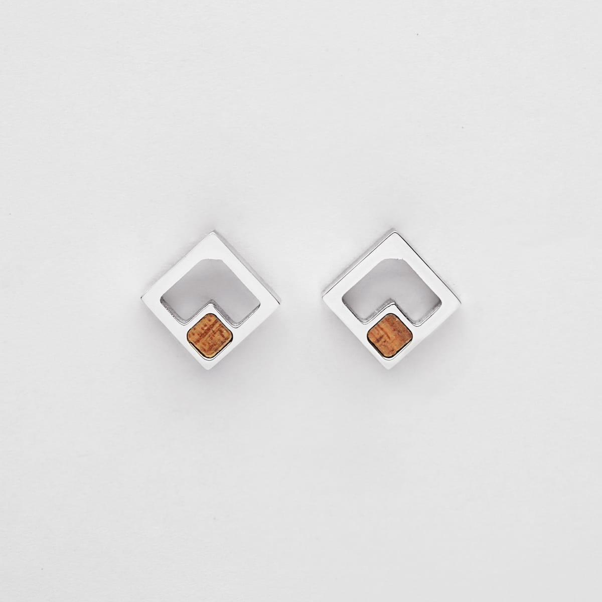 Geometric Earrings $45