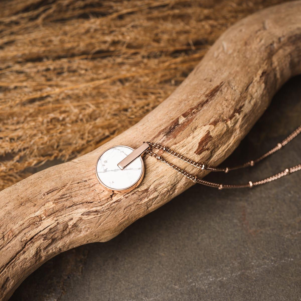 Opacity Necklace $75