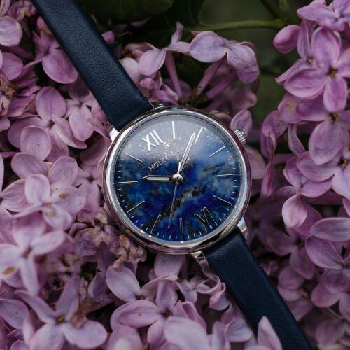 Teresa (Lapis Lazuli/Silver)
