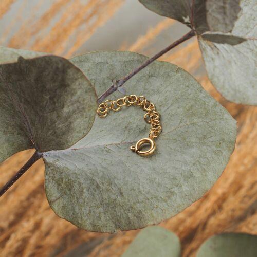 Jewelry Extender (Gold, 4cm)