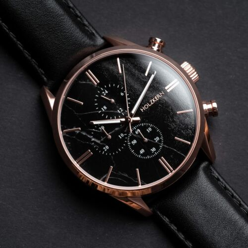 Morricone (Marble/Rose Gold)