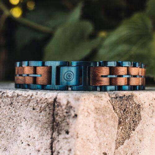 Canon (Walnut/Blue)