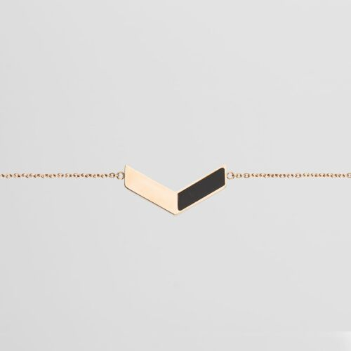 Elevation Bracelet (Marble/Rose Gold)