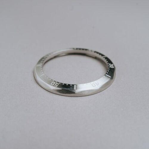 Bezel Euporie (Silver)