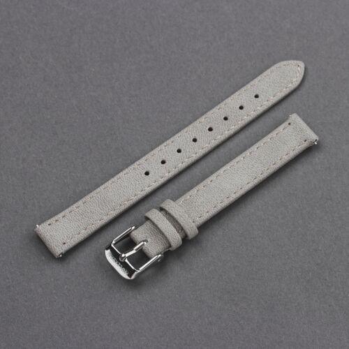 Strap Lia 12mm Vegan (Gray/Silver)