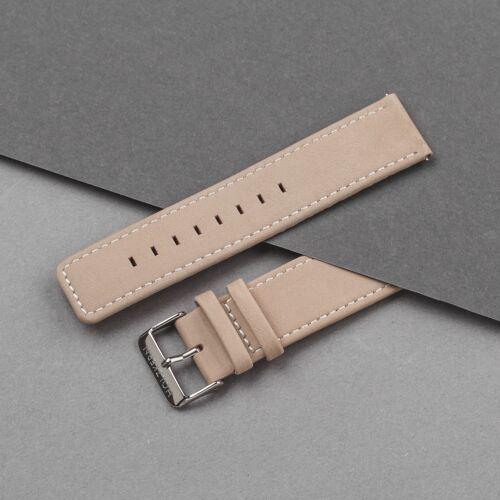 Strap Robin 22mm (Gray/Silver)