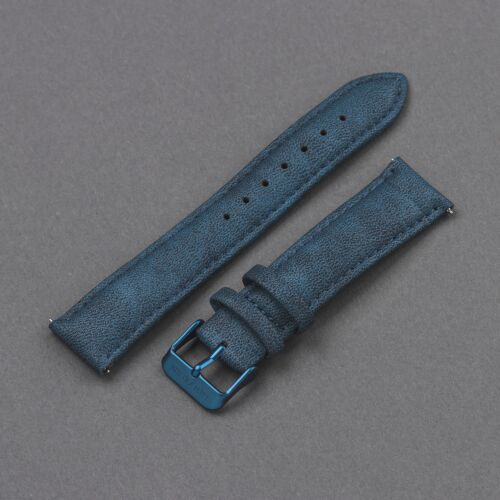 Strap Max 20mm Vegan (Blue/Blue)