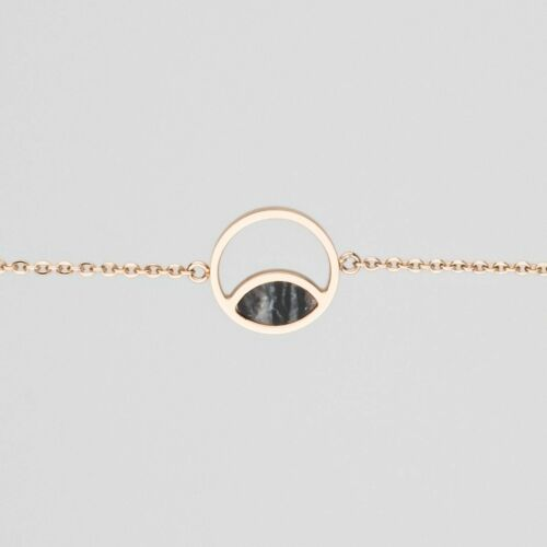 Perception Bracelet (Marble/Rose Gold)