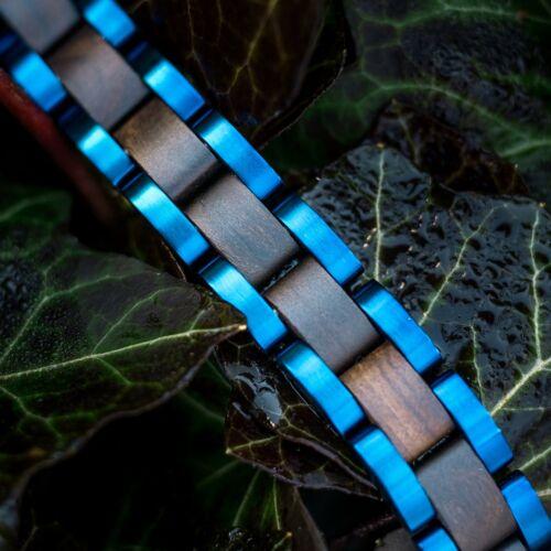 Triad (Leadwood/Blue)