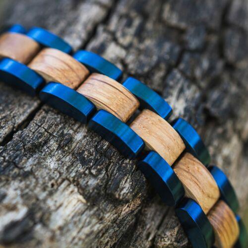 Triad (Oak/Blue)