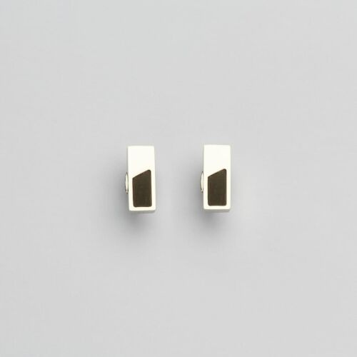 Ephemera Earrings (Slate/Silver)