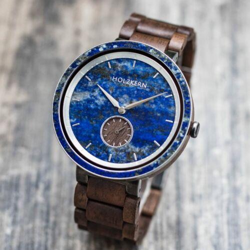 Ice (Walnut/Lapis Lazuli)