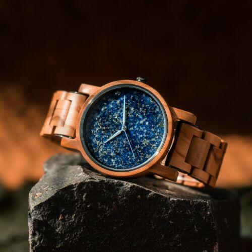 Coral (Olive/Lapis Lazuli)