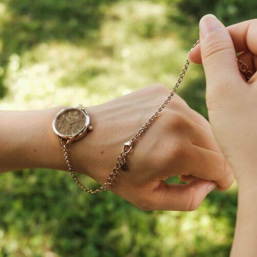 Bracelet fastening tool (Rose Gold)