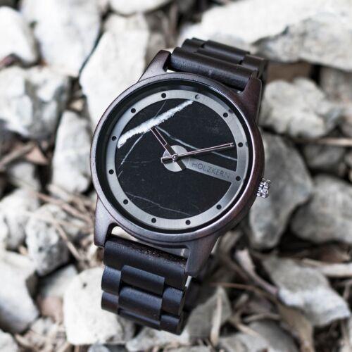 Holzuhr Holzuhren Herrenuhr Stetind Holzkern wood watch wooden watch wood watches wooden watches watches for men Bild 1