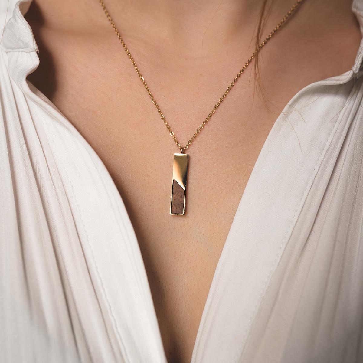 Ephemera Necklace $65