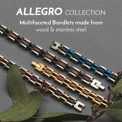 The Allegro Bandlet-Collection