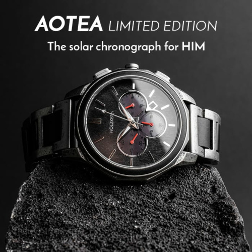 The Aotea Limited Edition (43mm)