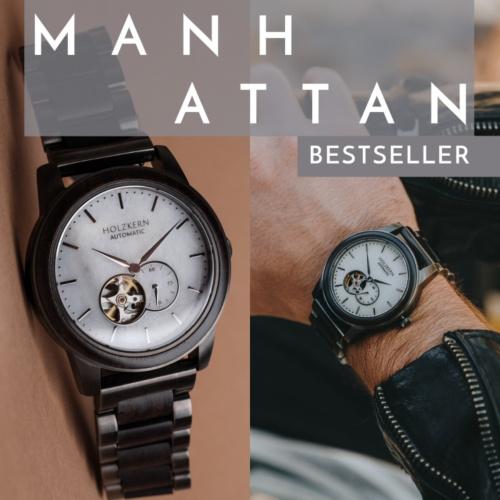 Our Bestseller Manhattan (42mm)