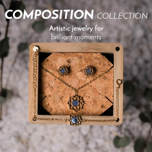The Composition Jewelry Collection