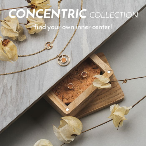 The Concentric Jewelry Collection