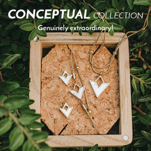 The Conceptual Jewelry Collection
