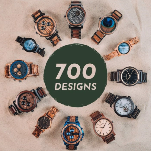 700 Holzkern designs: every model uniquely special