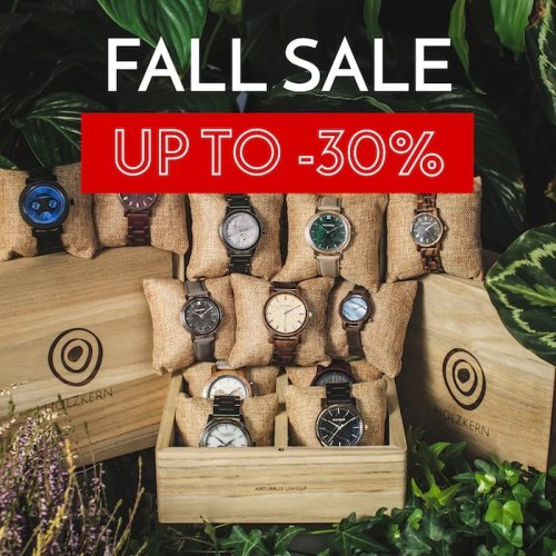The Holzkern Fall Sale