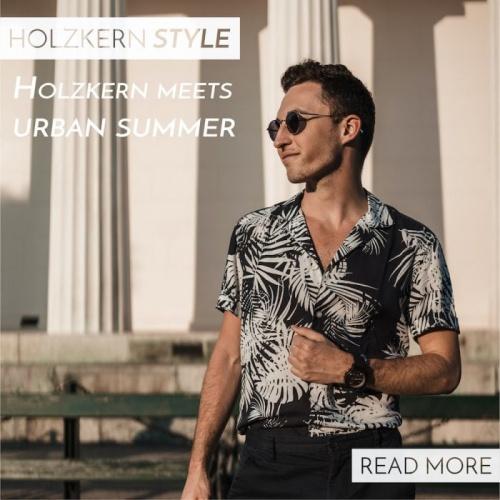 Holzkern meets urban summer