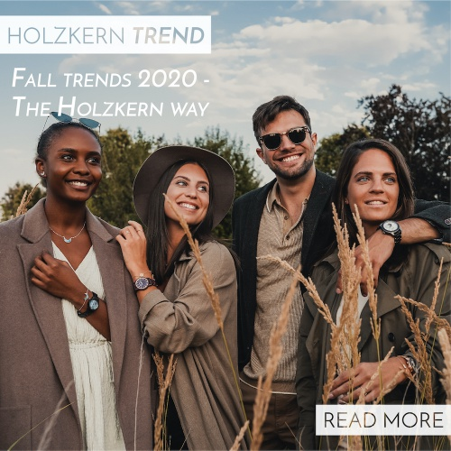 Fall Trends 2020 - The Holzkern way