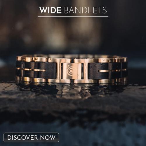 Wide Bandlets