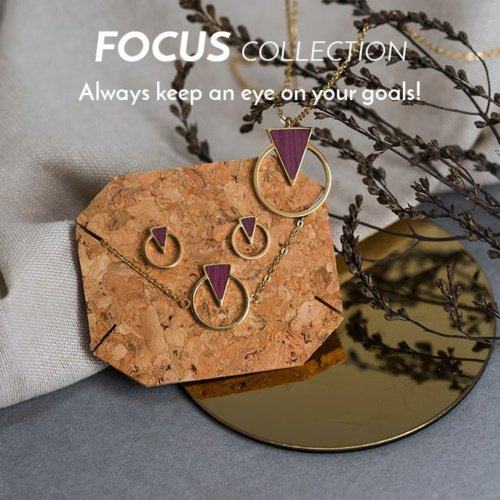 The Focus Jewelry Collection
