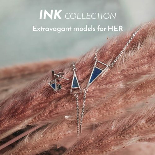 The Ink Jewelry Collection