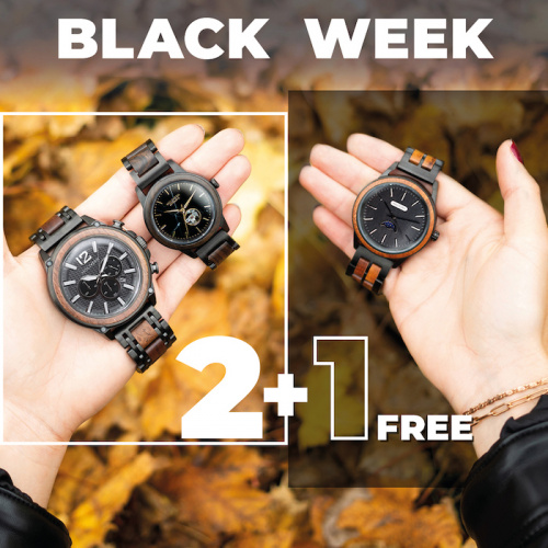 Holzkern Black Week