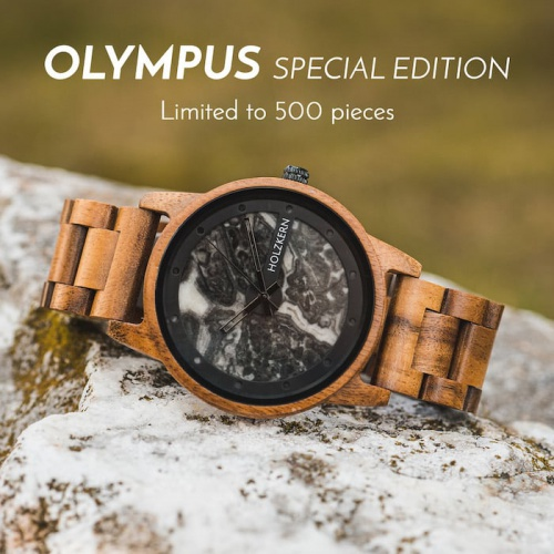 The Olympus Special Edition