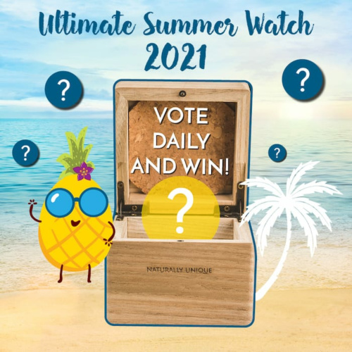 The Ultimate Summer Watch - vote daily and win!