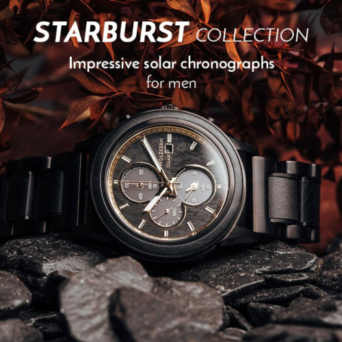 The Starburst Collection (42mm)
