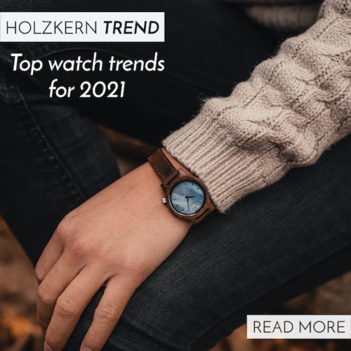 Top Watch Trend for 2021