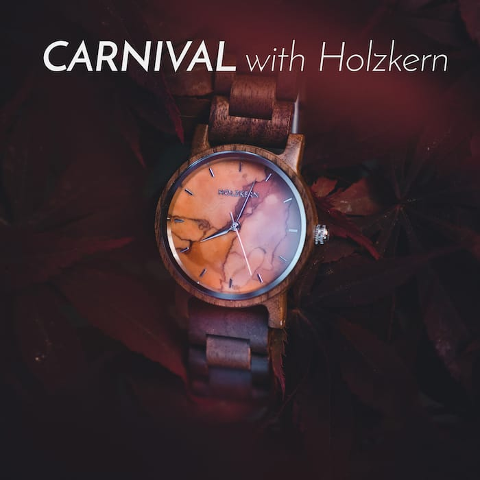 LIVE THE CARNIVAL WITH HOLZKERN