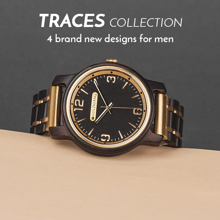 The Traces Collection (42mm)