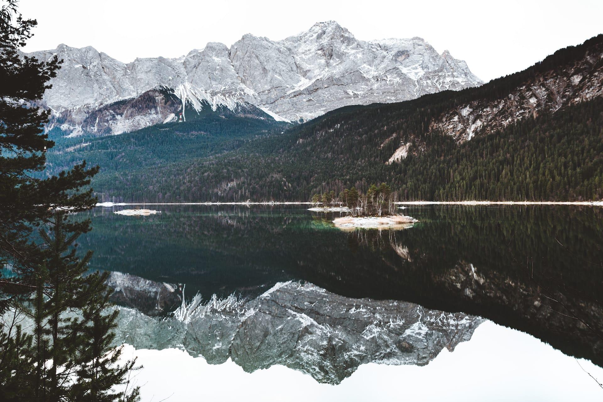 The Garmisch Region