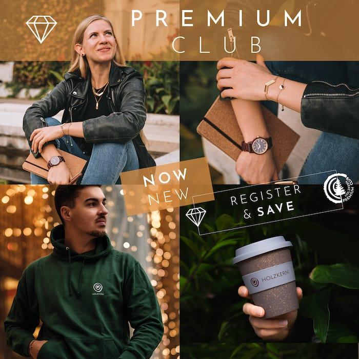 Holzkern Premium Club