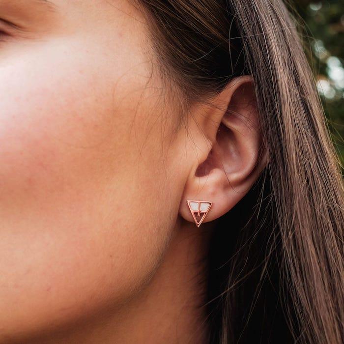 Chiaroscuro Earrings