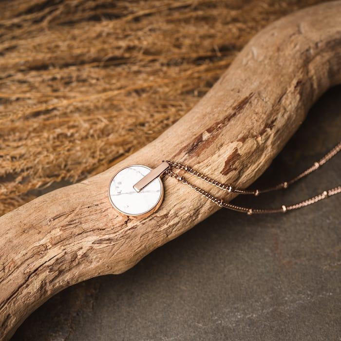 Opacity Necklace