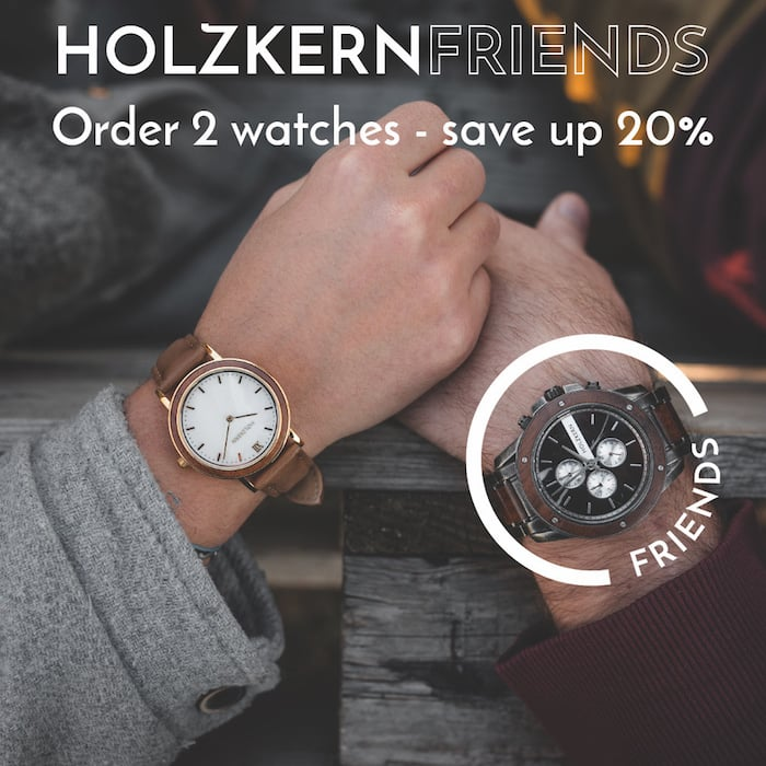 The Holzkern Friends Discount