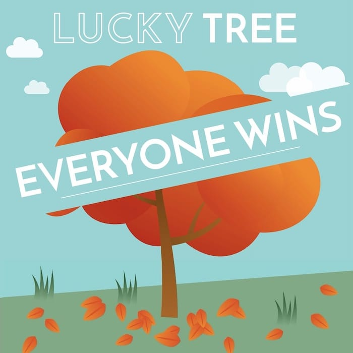 Holzkern Lucky Tree