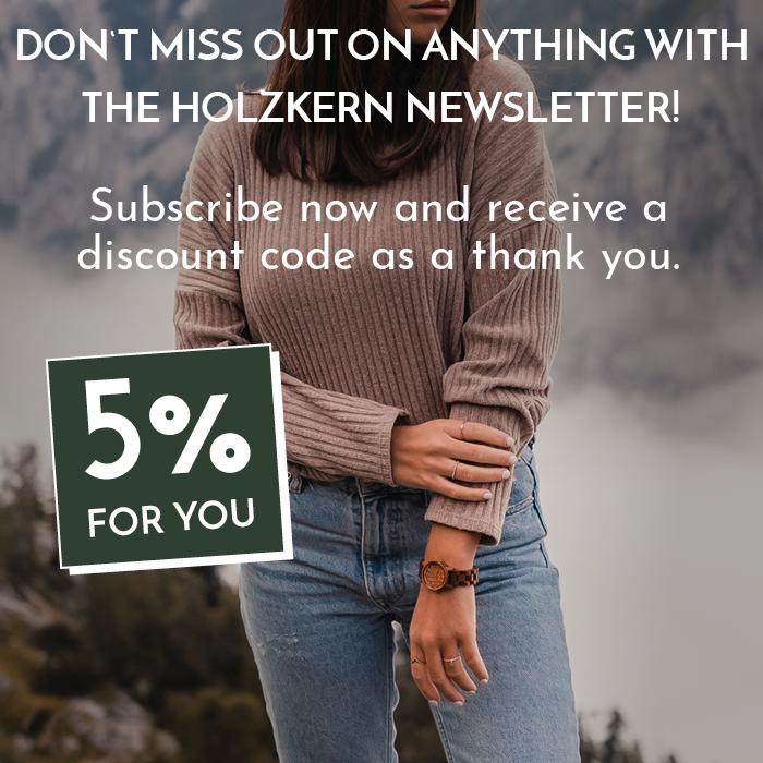 Holzkern Newsletter Subscription