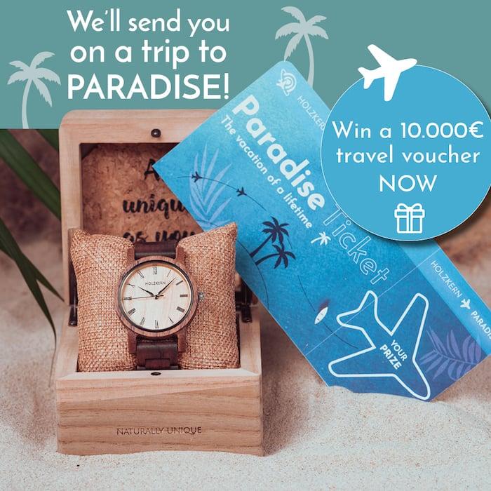 Holzkern Paradise Ticket