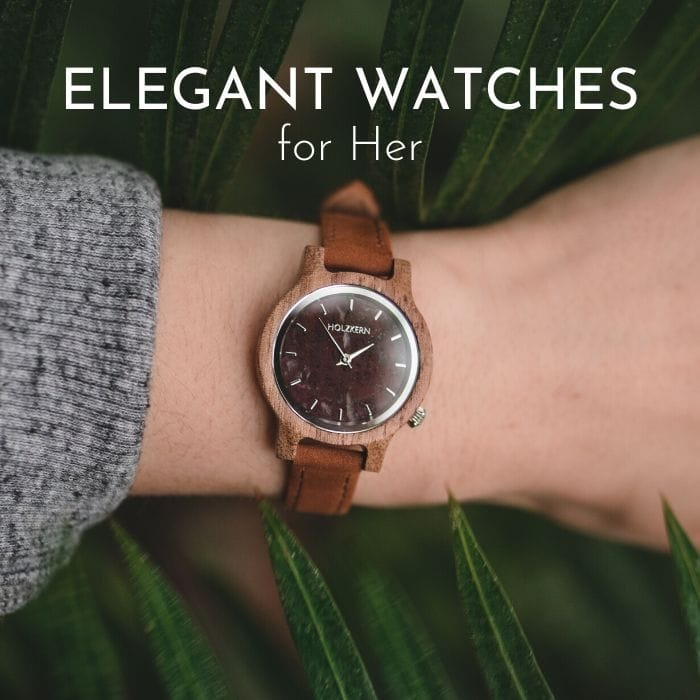 Elegant watches for her